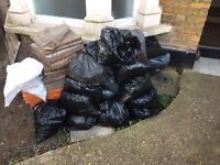 FREE TOPSOIL - 25 Bags ready for collection
