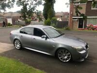 2005 BMW 530D MSPORT DIESEL AUTO ( READ ADD)