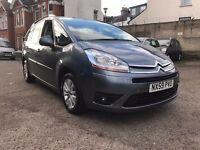 Citroen Grand C4 Picasso 1.6 HDi 16v VTR+ 5dr£3,995 well looked after