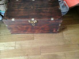 Vintage Trunk for sale.