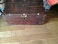 Vintage Trunk for sale.