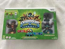 Skylanders swap force for Nintendo Wii