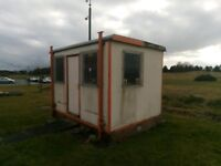 **FREE** SITE OFFICE/SHED - BIT OF A FIXER UPPER