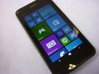 Nokia Lumia 635 - Black - Tesco network - Windows 8.1