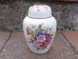 Ginger Jar - Bone China - Vintage Hammersley