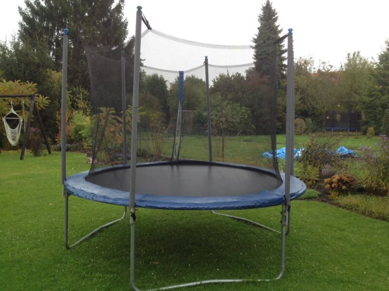 gartentrampolin in niedersachsen springe ebay. Black Bedroom Furniture Sets. Home Design Ideas