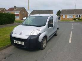 2010 fiat fiorino 1.3 Jtd van not nemo or bipper