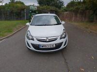 Vauxhall Corsa 1.3 CDTi ecoFLEX 16v Exclusiv 5dr - 76000 Genuine Low Mileage + FSH + 12 Months MOT