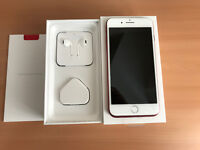 iPhone 7 plus 256 GB! Limited edition red brand new!! Unlocked!!