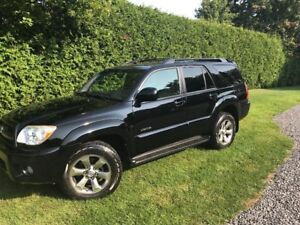 2007 Toyota 4Runner V6 Limited, EXCELLENTE CONDITION !!! PHOTOS