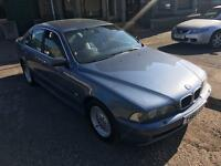 """BMW 525i, great condition"" 2001"