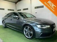 2014 Audi A6 2.0 TDI 177BHP Black Edition S Line **Finance & Warranty** (520D,passat,e220)