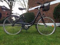 Elops 1 City Bike - Dutch Style