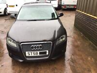 2008 AUDI A3 SE 104 TDI 1.9 TDI ENGINE BXE BREAKING FOR PARTS