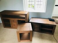 3 piece Next Living room furniture set