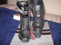 TCX S-Speed GTX Motorcycle Boots worn once so like new Size 8 £219 new