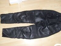 Motorcycle Trousers - unisex size 8