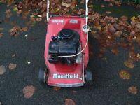 "Lawn Mower (2 Boxes) Mountfield 16"" Emblem"
