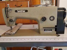 Brother DB2-B791 Industrial Needle Feed Lockstitch Straightstitch Sewing Machine
