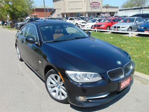 2012 BMW 328i xDrive COUPE PREM. PACKAGE NAVI CAMERA
