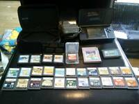 Nintendo DS Lite + 28 games