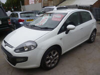 Fiat PUNTO EVO GP LTD Stop/Start,5 dr hatchback,1 lady owner from new,2 keys,FSH,very clean tidy car
