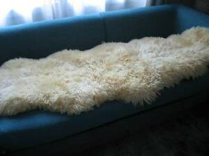 Sheepskin rug extra long and thick Turner North Canberra Preview