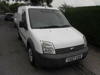07 FORD TRANSIT CONNECT 1.8 TDCI T200 SWB