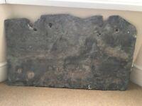 89x55cm Piece of Slate