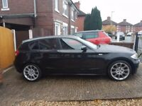 BMW 1 Series Diesel With 1 year Mot and service