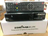 Zgemma H5,2TC Triple tuner box