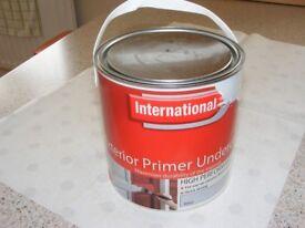 Exterior Primer Undercoat Paint