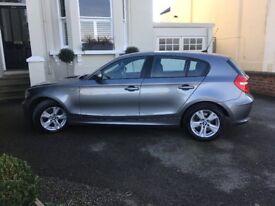 BMW series 1 - 118d se FSH