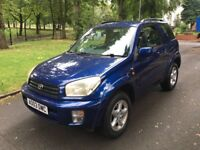 2003 TOYOTA RAV4 2.0 PETROL **FULL SERVICE HISTORY + DRIVES VERY GOOD + SPACIOUS AND COMFORTABLE**