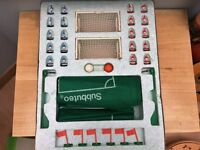 Subbuteo Club Edition 1983 with additional teams