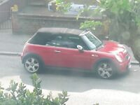 04 mini cooper s convertible