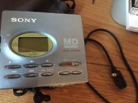 Sony Minidisc Recorder MZ-R91 - excellent condition