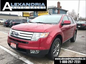2008 Ford Edge SEL panoramic roof AWD