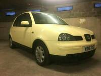 Seat arosa / Vw Lupo, 1l with mot, cheap, very clean example