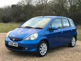 STUNNING HONDA JAZZ SE 1.4 CVT AUTOMATIC 2008 FACELIFT(only 87k miles)HPI CLEAR PARKING SENSOR!
