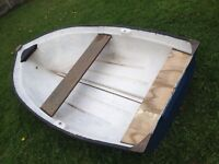 7ft row boat dinghy