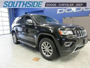 2015 Jeep Grand Cherokee LIMITED w/HEMI/BLIND SPOT DETECTION/OFF