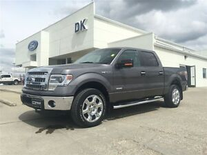 2014 Ford F-150 XTR  Rare Truck With Leather And Conole