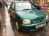 NISSAN MICRA CELEBRATION 1.0 / ONLY 42000 MILES / FULL 1 YEAR MOT / STAMPED SERVICE HISTORY / £795