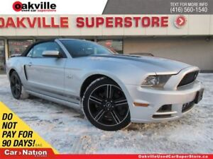 2013 Ford Mustang GT CALIFORNIA SPECIAL | LEATHER | NAVI | BLUET