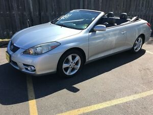 2007 Toyota Camry Solara Sport, Automatic, Leather, Convertible,