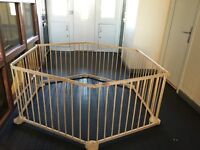 Playpen no gate to open