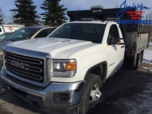 2015 GMC Sierra 3500 Cab-Chassis WT READY TO WORK!!! DIESEL!!! 4