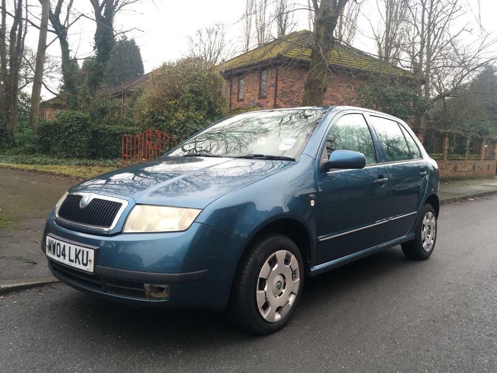 2004 Skoda Fabia 1.4 Tdi September 2018 Mot Drives 💯