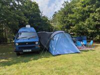 VW Hi-TOP T25 Campervan